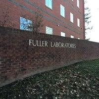 Photo taken at WPI Fuller Laboratories by Neil I. on 3/26/2016