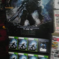 Photo taken at GameStop by Sammie D. on 10/2/2012