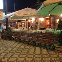 Photo taken at Restaurante e Pizzaria Senzala by Carlos A. on 11/14/2012