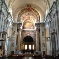 Photo taken at Cattedrale di San Pietro by Peter B. on 9/6/2013