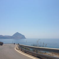 Photo taken at San Vito Lo Capo by Jamilia on 7/6/2013
