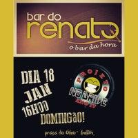Photo taken at Bar do Renato by Renato F. on 1/18/2015