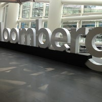 Photo taken at Bloomberg by Sage D. on 4/1/2013