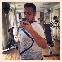 Photo taken at Toca do Urso - FitnessGymnasium by Alvaro R. on 5/16/2013