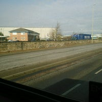 Photo taken at Port of Tyne by A-Dogg P. on 2/28/2013