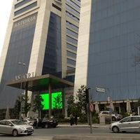 Photo taken at Astoria by TuĞçE 1. on 4/3/2013