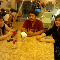 Photo taken at Deluxe Restaurant by Dave Nathaniel F. on 8/17/2013