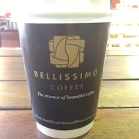 Photo taken at Bellissimo Coffee by Chris G. on 11/3/2012