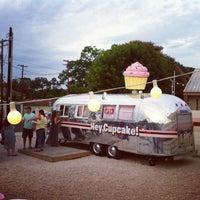 Photo taken at Hey Cupcake! by Ben T. on 7/15/2013