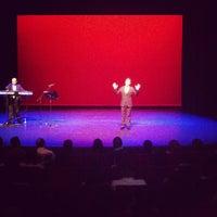 Photo taken at Utrecht City Theater by Deniz on 11/10/2012