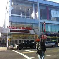 Photo taken at AMC Magic Johnson Harlem 9 by Justin M. on 11/16/2012