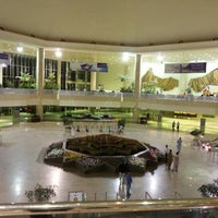Photo taken at King Fahd International Airport (DMM) by Bachar A. on 10/27/2012