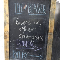 Photo taken at The Beaver Café by ritz c. on 5/27/2013