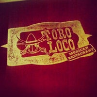 Photo taken at Toro Loco Mexican Restaurant by Beth G. on 3/27/2013