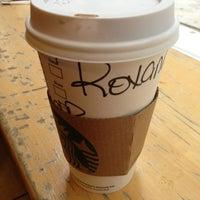 Photo taken at Starbucks by Roxsana R. on 3/28/2013