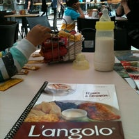 Photo taken at L'Angolo by Carlos B. on 11/10/2012