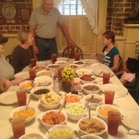 Photo taken at Mrs. Wilkes Dining Room by Dustin G. on 11/13/2012