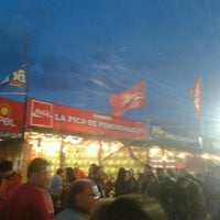 Photo taken at Valparaíso Sporting Club by Alvaro V. on 9/17/2012