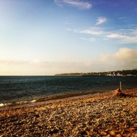 Photo taken at Navy Beach Restaurant by Rina on 6/29/2013