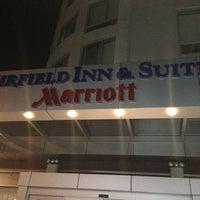 Photo taken at Fairfield Inn & Suites New York Brooklyn by Eddison C. on 7/12/2013