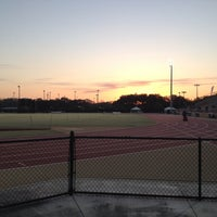 Photo taken at USF Track and Field Complex by David H. on 3/15/2014