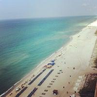 Photo taken at Splash Resort Panama City Beach by Kayla D. on 7/5/2012