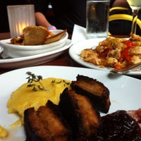 Photo taken at Fleming's Prime Steakhouse & Wine Bar by Fantastical L. on 7/2/2013