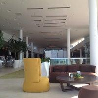 Photo taken at NOVI Spa Hotels & Resort by Vzivo P. on 5/9/2013