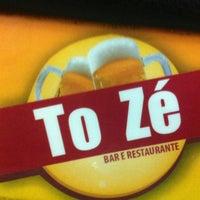 Photo taken at To-Zé Lanchonete (Bar D'Alôca) by John S. on 2/16/2013
