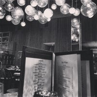 Photo taken at Marble Lane at Dream Downtown by Joshua L. on 5/2/2013