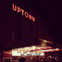 Photo taken at AMC Loews Uptown 1 by Lindsay N. on 12/13/2012