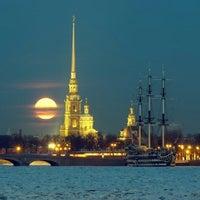 Петропавловская Крепость (peter And St. Paul Fortress)