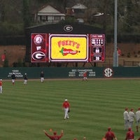 Photo taken at Foley Field by kim h. on 3/22/2013
