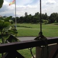 Photo taken at Seri Selangor Golf Club by Aminuddin R. on 12/26/2012