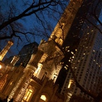 Photo taken at Chicago Water Tower by Ann S. on 11/9/2012