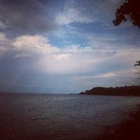 Photo taken at Paradise Tulamben by Putu A. on 2/23/2013
