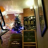 Photo taken at La Cocina Restaurant & Tapas Bar by Cathryn M. on 12/31/2016