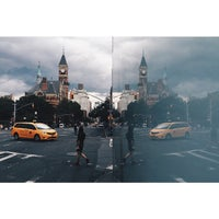 Photo taken at Lomography Gallery Store Gramercy by Sharad on 12/4/2014