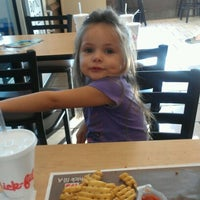 Photo taken at Chick-fil-A by Laine H. on 10/29/2012