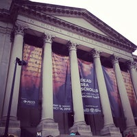 Photo taken at The Franklin Institute by Dannie D. on 9/29/2012
