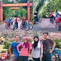 Photo taken at Taman Pertanian Malaysia by Qyo Q. on 9/6/2015