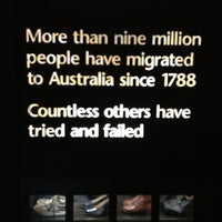 Photo taken at Immigration Museum by Avith G. on 1/8/2013