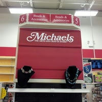 Photo taken at Michaels by Scott J. on 5/4/2013