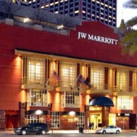 Photo taken at JW Marriott Hotel by Anton T. on 3/9/2013