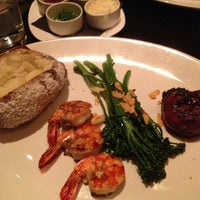 Photo taken at J. Gilbert's Wood-Fired Steaks & Seafood by Kathy F. on 1/28/2013
