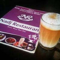Photo taken at Nadj Resturant Sengkurong by Izwan I. on 8/28/2013