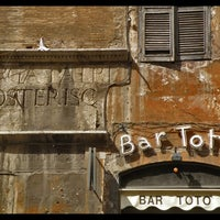 Photo taken at Bar Totò by Michael P. on 3/19/2013