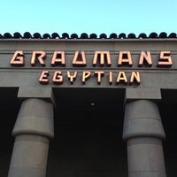 Photo taken at The Egyptian Theatre by Mili R. on 5/19/2013