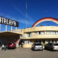 Photo taken at Parador Atalaya by Sol B. on 6/23/2013