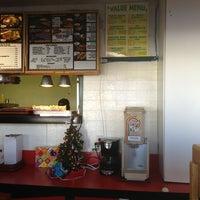 Photo taken at Jimboy's Tacos - 2nd Street by Del B. on 1/4/2013